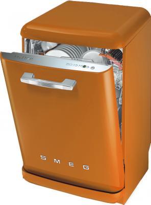 Посудомоечная машина Smeg BLV1O-1 - с открытой дверцей