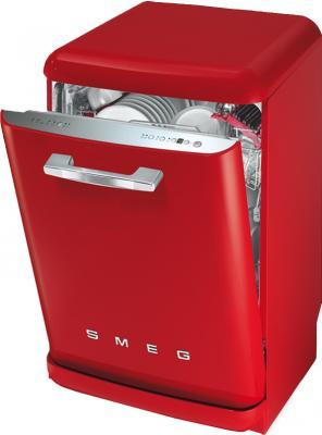 Посудомоечная машина Smeg BLV1R-1 - с открытой дверцей