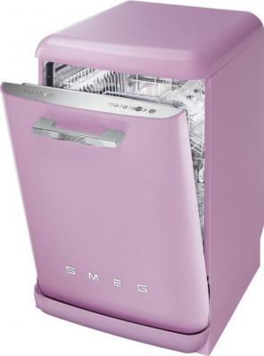 Посудомоечная машина Smeg BLV1RO-1 - с открытой дверцей