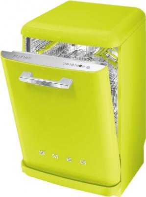Посудомоечная машина Smeg BLV1VE-1 - с открытой дверцей