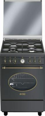 Кухонная плита Smeg CO61GMAI - вид спереди