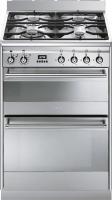 Кухонная плита Smeg SUK62MX8  -