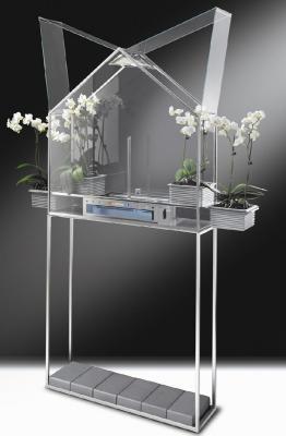 Климатический комплекс Smeg SDP20 - в открытом виде, на подставке