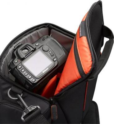 Сумка для фотоаппарата Case Logic DCB-307K - внутренний вид