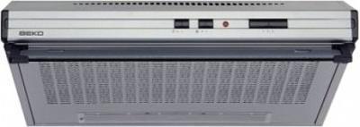Вытяжка плоская Beko CFB 6434 S  - вид спереди