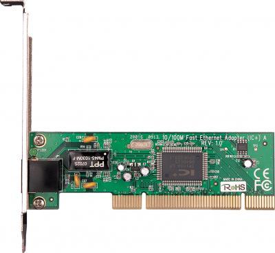Сетевой адаптер TP-Link TF-3200 - общий вид