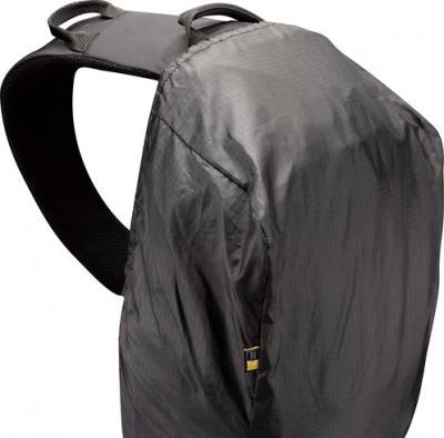 Рюкзак для фотоаппарата Case Logic DCB-308 (Black) - защитный капюшон