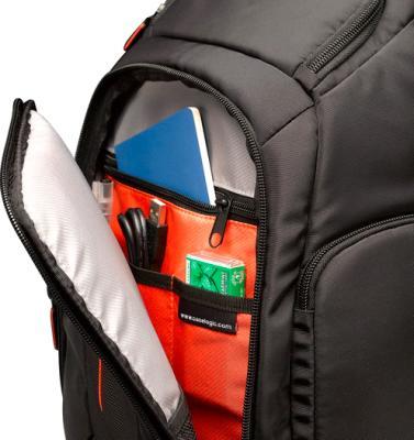 Рюкзак для фотоаппарата Case Logic DCB-308 (Black) - внешний карман
