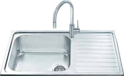 Мойка кухонная Smeg LGM861D - общий вид