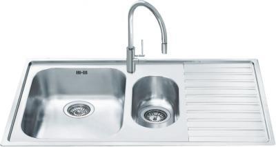 Мойка кухонная Smeg LL102D - общий вид