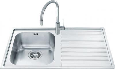 Мойка кухонная Smeg LL861D - общий вид