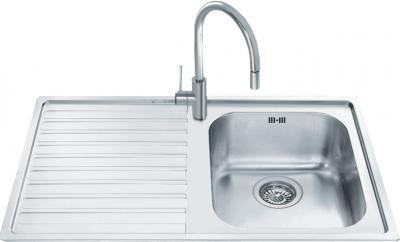 Мойка кухонная Smeg LL861S - общий вид