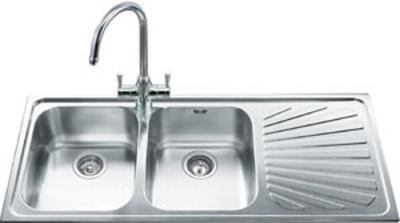 Мойка кухонная Smeg SP116D - общий вид