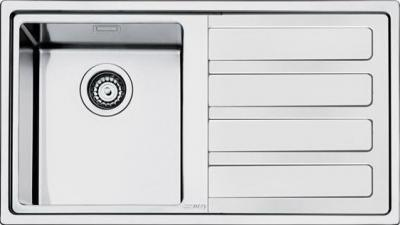 Мойка кухонная Smeg LD861D - общий вид