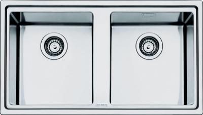 Мойка кухонная Smeg LD862 - общий вид