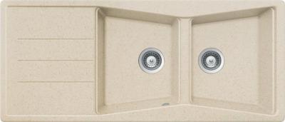 Мойка кухонная Smeg LS116AV - общий вид