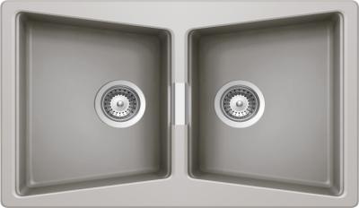 Мойка кухонная Smeg LC862AL - общий вид
