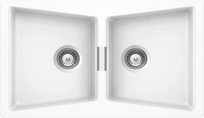 Мойка кухонная Smeg LC862B - общий вид