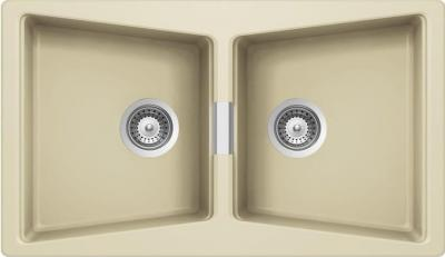 Мойка кухонная Smeg LC862P - вид сверху