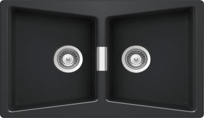 Мойка кухонная Smeg LC862N - общий вид