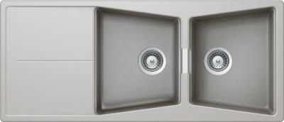 Мойка кухонная Smeg LC116AL - общий вид