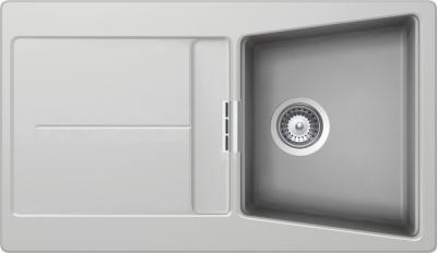 Мойка кухонная Smeg LC861AL - общий вид