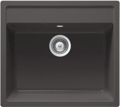 Мойка кухонная Smeg VS57T - вид сверху