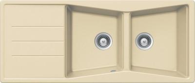 Мойка кухонная Smeg LS116P2 - общий вид