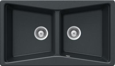 Мойка кухонная Smeg LS862A - вид сверху