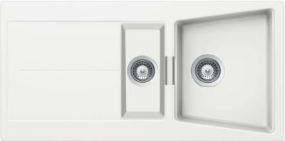 Мойка кухонная Smeg LC102B - общий вид