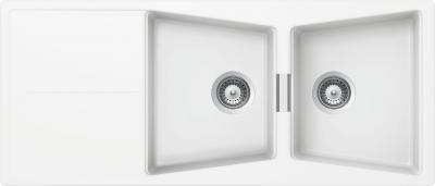 Мойка кухонная Smeg LC116B - общий вид
