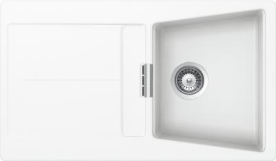 Мойка кухонная Smeg LC861B - общий вид