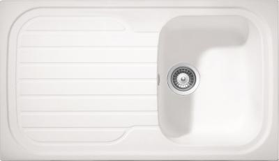 Мойка кухонная Smeg LS861B - общий вид