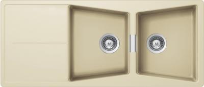 Мойка кухонная Smeg LC116P - вид сверху