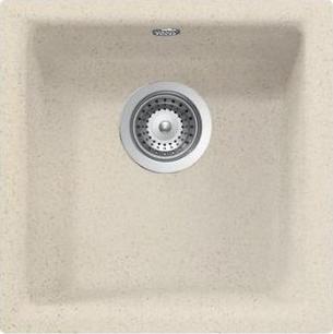 Мойка кухонная Smeg VS40AV - общий вид