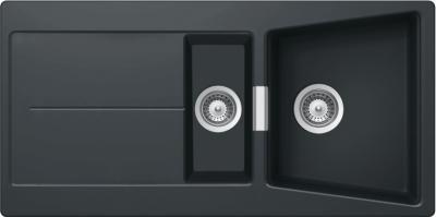 Мойка кухонная Smeg LC102N - общий вид