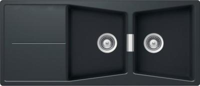 Мойка кухонная Smeg LC116N - общий вид