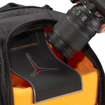 Рюкзак для фотоаппарата Case Logic SLRC-206 - подвесная система защиты