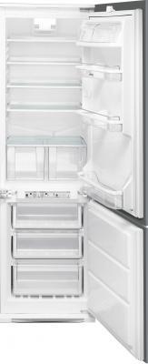 Холодильник с морозильником Smeg CR325APNF - общий вид