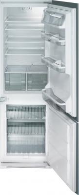 Холодильник с морозильником Smeg CR335APP - Общий вид