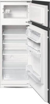 Холодильник с морозильником Smeg FR238APL - Общий вид