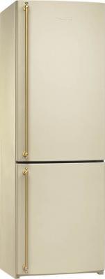 Холодильник с морозильником Smeg FA860P - Вид спереди
