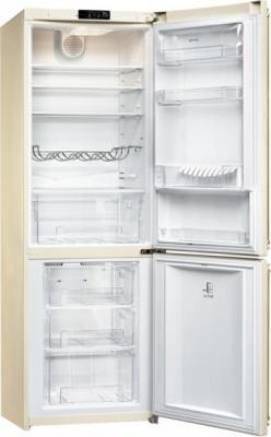 Холодильник с морозильником Smeg FA860P - Общий вид