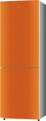 Холодильник с морозильником Smeg F32BCOS - Общий вид