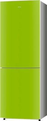 Холодильник с морозильником Smeg F32BCVES - Общий вид