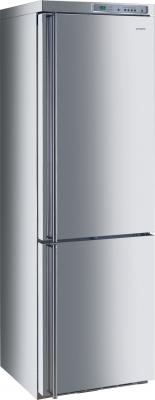 Холодильник с морозильником Smeg FA350X2 - общий вид