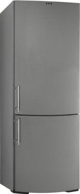 Холодильник с морозильником Smeg FC326XNF - Общий вид