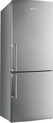 Холодильник с морозильником Smeg FC40PXNF - Общий вид