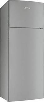 Холодильник с морозильником Smeg FD43PS1 - Общий вид