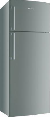 Холодильник с морозильником Smeg FD43PX - Общий вид